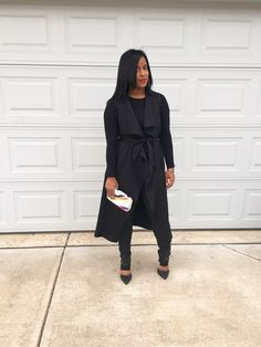 CHAY_IS_CHIC: Black on Black