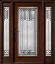 French, Patio and Entry Doors with glass - double doors or Single door