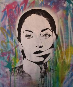 "Saatchi Art Artist Adam Craemer; Painting, ""Lady Lulu"" #art"