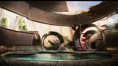 Blaster's Paradise Paradise, Concept, Heaven