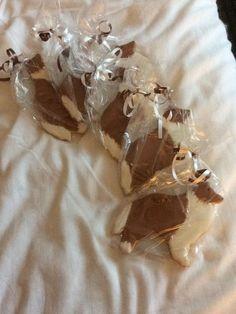 Collie cookies