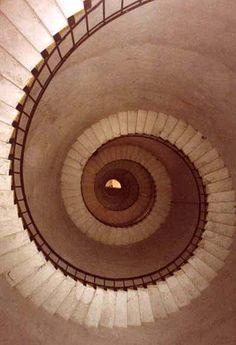 Escalera de caracol 1