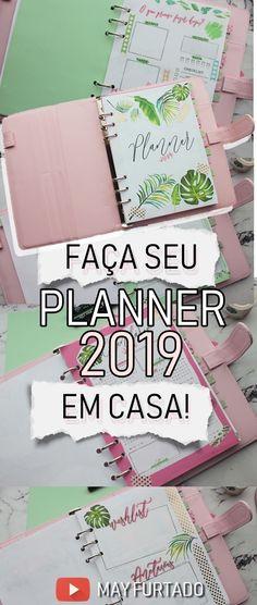 Planner 2018, Agenda Planner, Diary Planner, Blog Planner, Weekly Planner, Planner Diy, Fitness Planner, Diy Calender, Planners