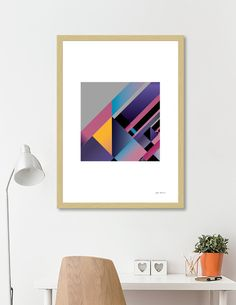 Discover «straight and fun», Exclusive Edition Fine Art Print by Yahya Rifandaru - From $29 - Curioos