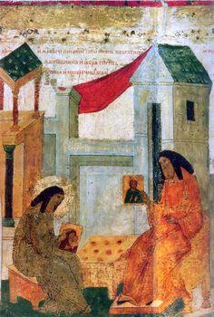 Музей имени Андрея Рублева Andrei Rublev, Sacred Art, Painting, Beautiful, Architecture, Paintings, Saints, Painting Art, Painted Canvas