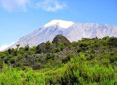 Amazing Kilimandscharo...