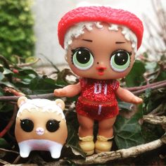 Glitter MC Swag with her pet MC Hammy  #lol #lolsurprise #surprise #lolsurpriseglitterseries #lolsurprisepets #pet #pets #doll #dolls #loldoll #loldolls #collectlolsurprise #collectlol #lolsurprisedolls #dollstagram #dollcollector #dollcollection #dollphotography #glitter #glittery #swag #mcswag #mchammy #hammy #hamster #outside #red #monday #january #15january Lol Dolls, Tv Commercials, Collector Dolls, 8th Birthday, Cute Kids, Little Girls, Christmas Ornaments, Toys, Holiday Decor