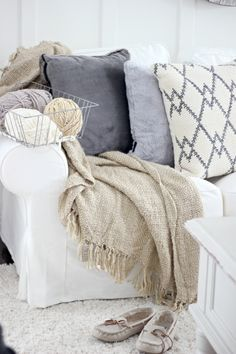 Adding texture to a neutral space