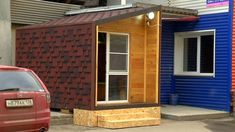 Two entrepreneurs are building homes that are kept warm for free by mining bitcoins.