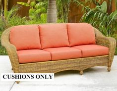 12 Best Wicker Cushions Images Patio Furniture Cushions Rattan