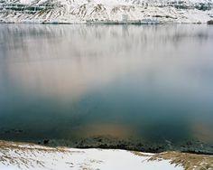 JESSICA AUER   MOUNTAIN FJORD   EPREUVE CHROMOGENE   60 X 90   2015 Portland, Curriculum Vitae, Quebec, Iceland, Wander, January, Photos, Mountain, Landscape