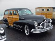 1946 Pontiac Streamliner