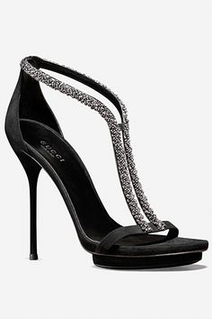 Gucci -  2012 Fall-Winter Zapatos Shoes, Shoes Heels, Shoe Boots, High Heels, Pretty Shoes, Beautiful Shoes, Hot Shoes, Shoe Gallery, Glitter Shoes