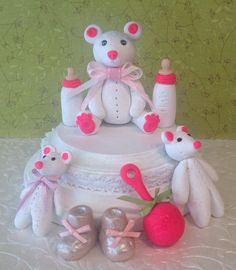 Custom baby shower cake topperNautical cake topperbaby shower