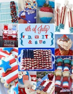 4th of July Food ideas for everyone