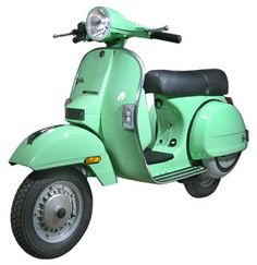 Stella scooter ice mint green