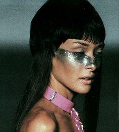 Glitter Mask :: msCurleeBikini.