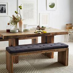 Buy west elm Emmerson 6 Seater Dining Table Online at johnlewis.com