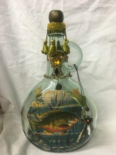 Nautical bottle back