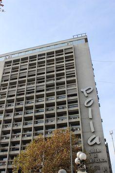 Edificio de la Polla. Santiago Centro. Mayo 2014