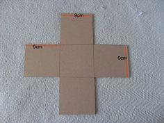Caixa de Costura - Passo a Passo Postando o Passo-a-Passo da Caixa de Costura, ótima opção para presentear as nossas queridas mamães. Ou alguém especial! Que tal?