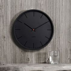 The Tone35-LT Clocks from Leff Amsterdam Have a Contrasting Finish trendhunter.com