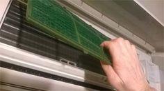 Manutenzione dei filtri del condizionatore - BCasa