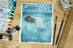 http://sosuperawesome.com/post/145887550623/art-prints-and-bookmarks-by-irishshells-on-etsy