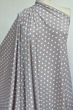 Marcy Tilton - Knit Fabrics - Sandy Dots Knit