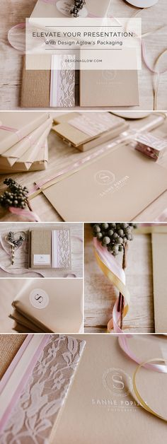 Elevate your presentation with luxe packaging -