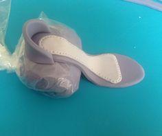 schoen van fondant