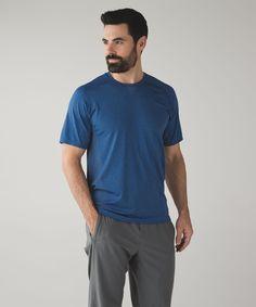 Men's Short Sleeve Workout Top -