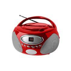 """Boombox cd player 