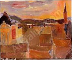 thorvald erichsen - Norwegian painter , Lillehammer Lillehammer, Edvard Munch, Fashion Photo, Architecture, Cityscapes, Inspiration, Beautiful, Paintings, Colors