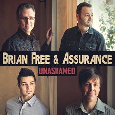 Brian Free And Assurance New Album Unashamed!!