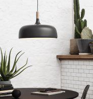 suspension acorn northern lighting marie claire maison - Suspension Origami Ikea