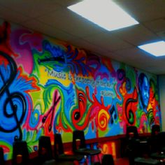 This Is At My School In Our Choir Room....itu0027s SO Awesome Part 90