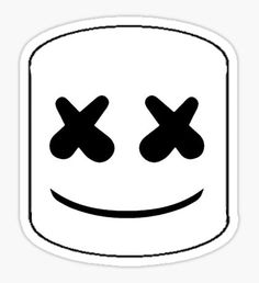 [highest quality] [Cheapest] MARSHMELLO! Sticker