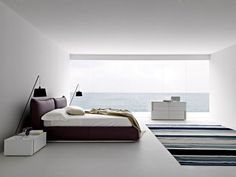 25 Fantastic Minimalist Bedroom Ideas - ArchitectureArtDesigns.com