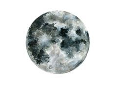 Image result for moon tattoo