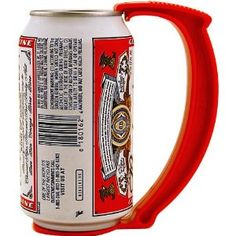 beer can grip.. My husband & I could name a few other people who would love this. Great gift idea for the holidays !