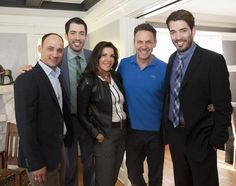 Ask the Producer - Go Behind the Scenes With Property Brothers Drew and Jonathan Scott on HGTV