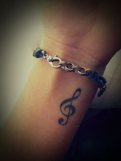 pictures - Unique Music Tattoo Design Ideas For Music Lovers