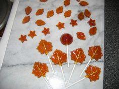 Bonbons, suçons au sirop d'érable de Sakya- Passion Recettes