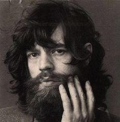 "Don't you want to run your ""Sticky Fingers"" through his beard? 