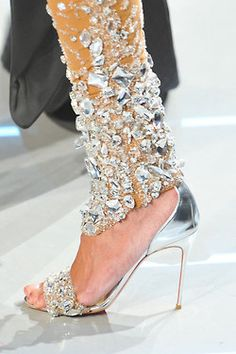 Alexandre Vauthier  Spring 2013 Couture  Detail