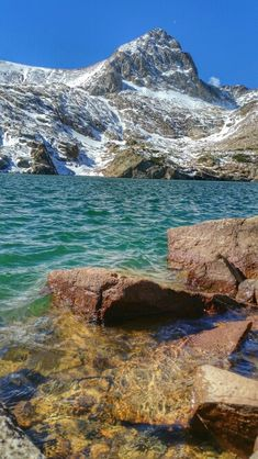 Take a hike to Blue lake. A short drive from Estes Park in Boulder county,Colorado in Roosevelt national Forest. Indian peaks wilderness. Photo by Ciara Abbey.