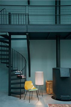Agence Cécile Halley des Fontaines - Global design agency - Maison M. - interior architecture - modern - farrow and ball - grey