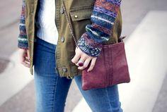 DIY leatherbag