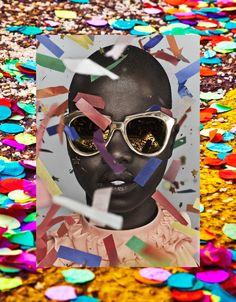 BYCHILL NEWS Karen Walker Eyewear Celebrates ten years with 10 years of making faces campaign